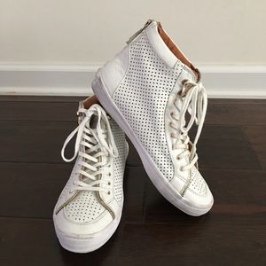 Rebecca Minkoff Sneakers Leather - Size 7